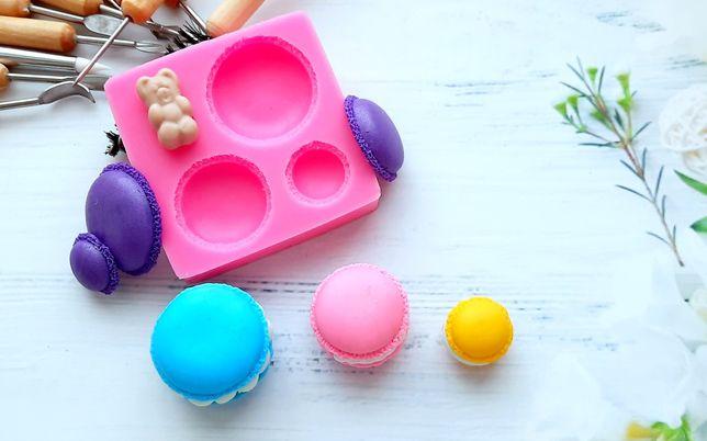 Молды (формы) печенье, ягоды, клубника, рафаэлло