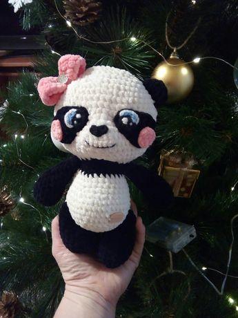 Плюшева Панда мишка іграшка игушка