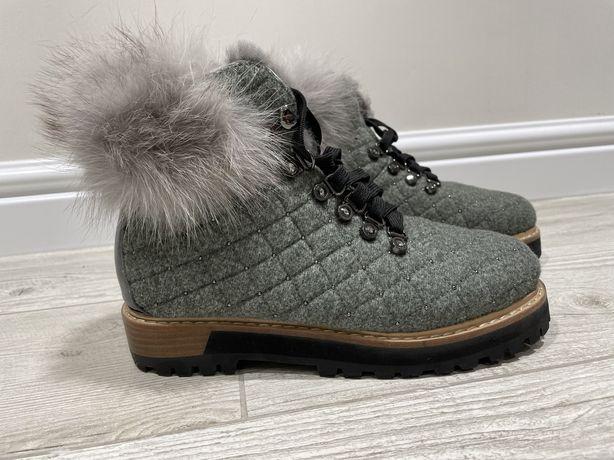 Ботинки Le Silla 39р