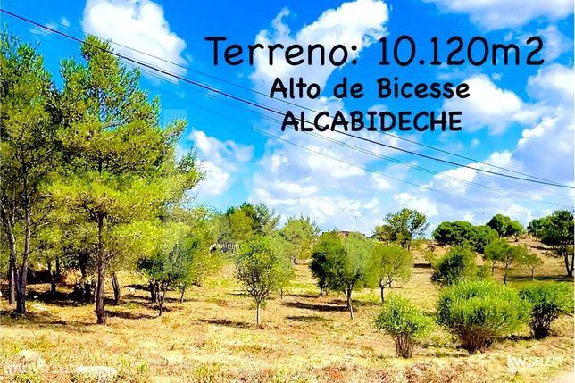 Fantástico Terreno Para Venda Vista Mar E Serra - Bicesse / Alcabidech