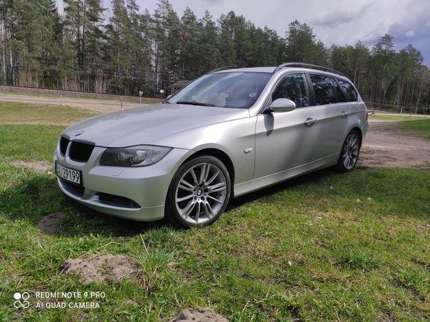 BMW 330xd e91  super stan zamiana