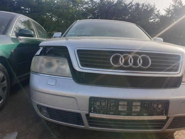 Audi a6c5 lampa prawa lewa xsenon