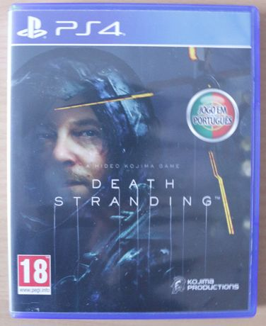 Death Stranding [Playstation 4]