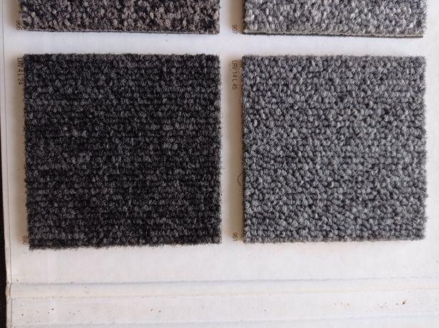 Belgijska wykładzina dywanowa firmy Modulyss płytka 50x50