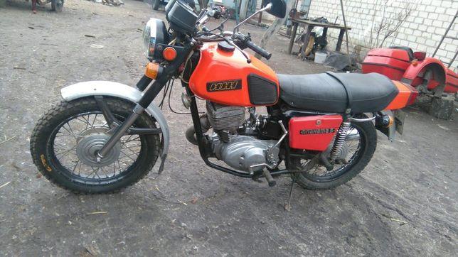 Мотоцикл Минск125,та ИЖ Планета 5