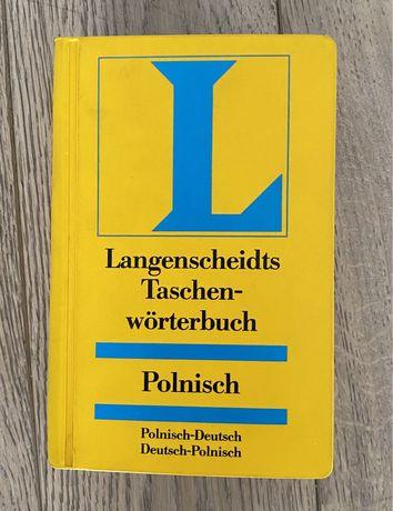 Slownik polsko niemiecki oddam za darmo