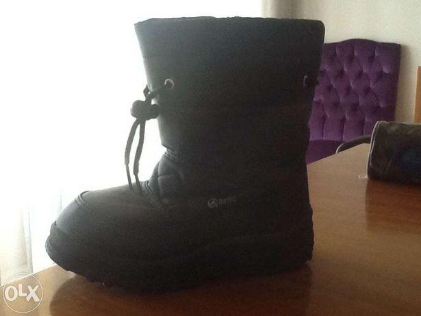 Botas e calças de neve Berg