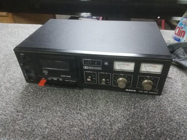 Magnetofon Uher cg 310 stereo