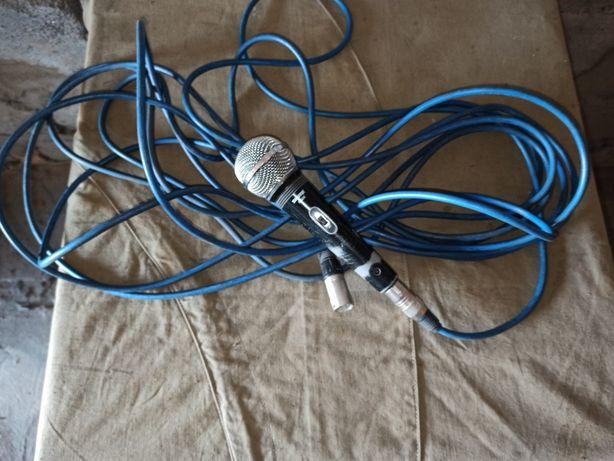 Микрофон shure 606