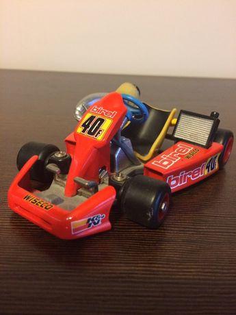 2000Toy Things Diecast Go Cart Birel 40F WISECO model gokart kolekcja