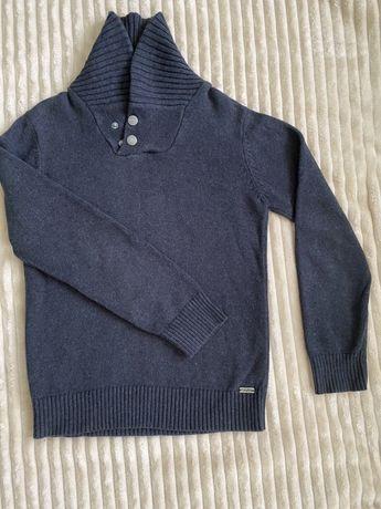 Фирменый стильный свитер Okaїdi