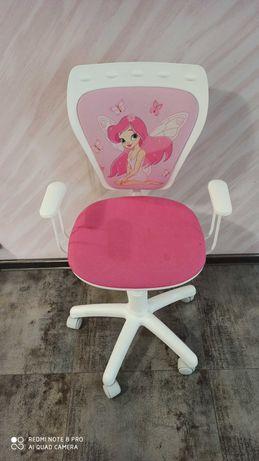 Krzesło obrotowe Ministyle białe Wróżka.