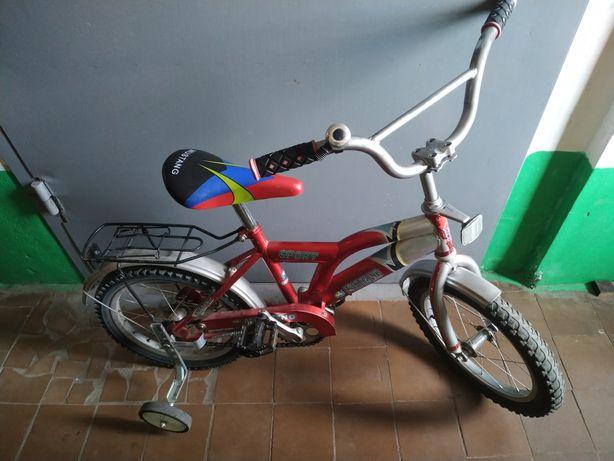 Детский велосипед 3-8 лет