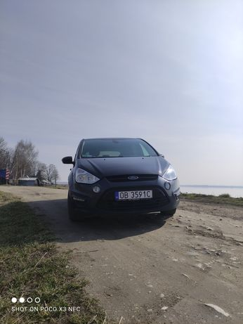 Ford S max 140km diesel