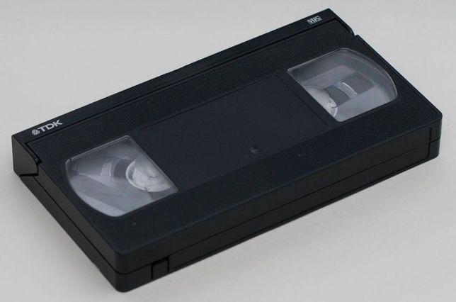 Conversão de VHS, HI8, VHS -C e Mini DVD
