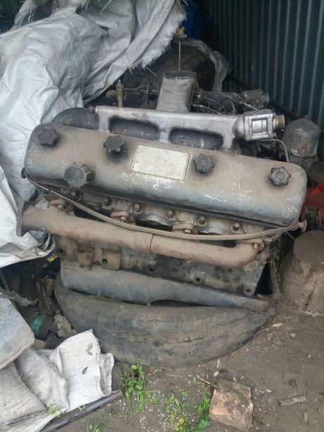 Двигун ямз двигатель ямз 238