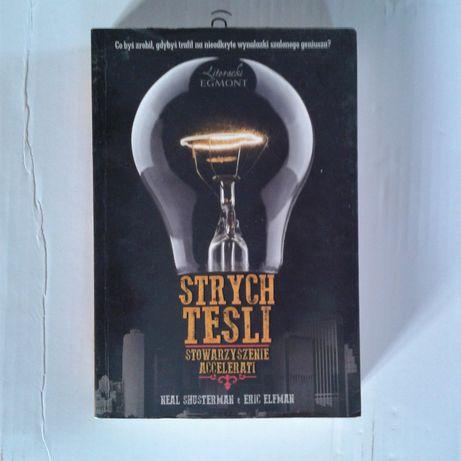 'Strych Tesli' Neal Shusterrman, Eric Elfman