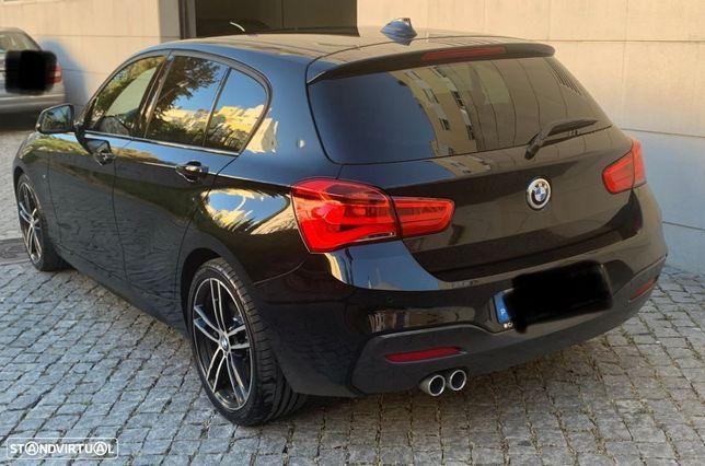 BMW 120 d Pack M Auto