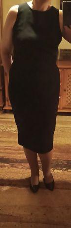 """Mała czarna - klasyczna francuska sukienka firmy """"LAURA CLEMENT"""""""