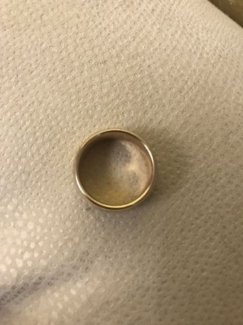 кольцо  медзолото