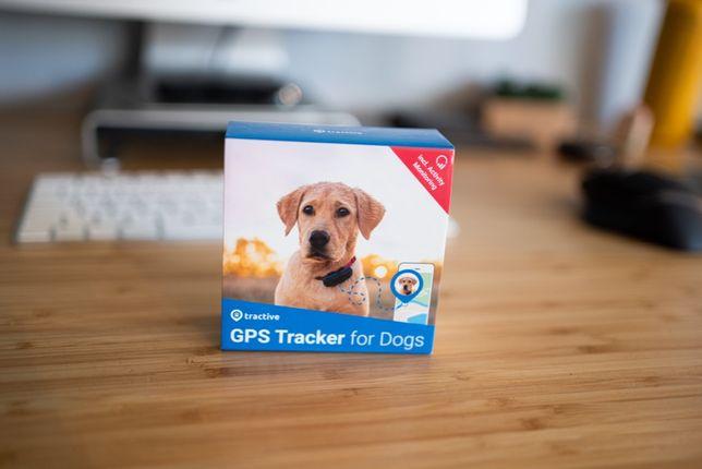 Lokalizator Tractive GPS dla kotów i psów