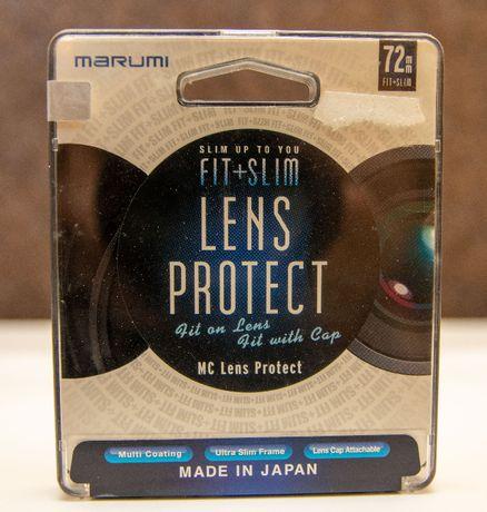 Filtr Marumi 72mm nowy