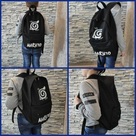 Рюкзак ранець шкільний Наруто Naruto  роздріб опт