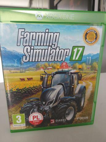Farming Simulator 17 PL Xbox One Stalowa Wola