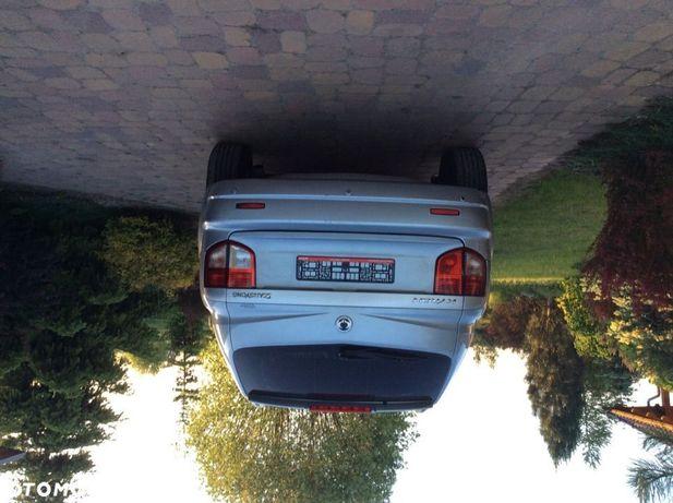 SsangYong Kyron Fajny Jeep z napędem 4X4 ,Bezwypadkowy 100%