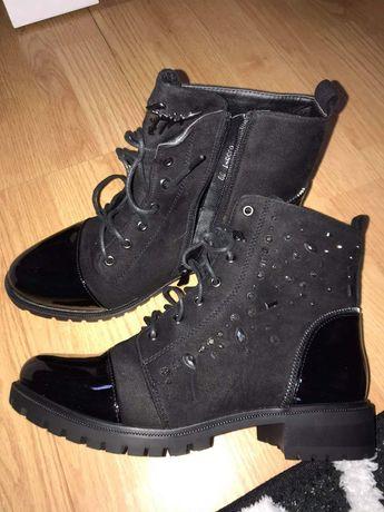 Nowe buty jesienno zimowe