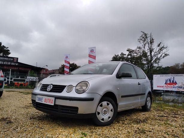 Volkswagen Polo 1.2 benzyna 2003 // ekonomiczny // możliwa zamiana!