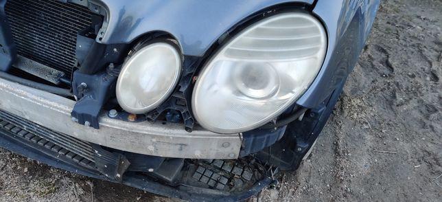 Mercedes w211 lift lampa lewa prawa przód lift xenon