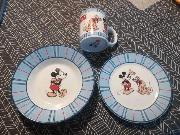 Crianças Pratos e Caneca  Disney