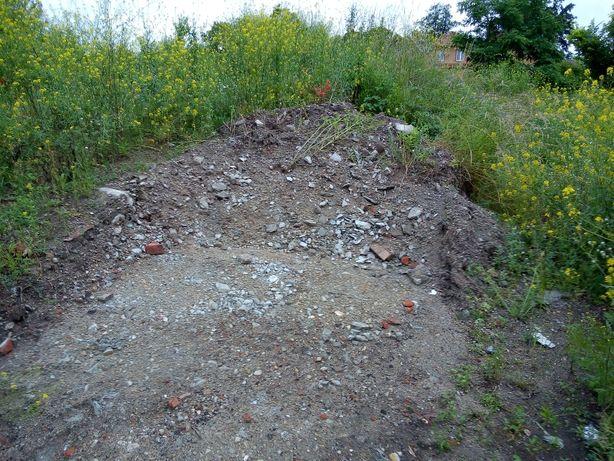 ziemia gruz kamienie Wrocław