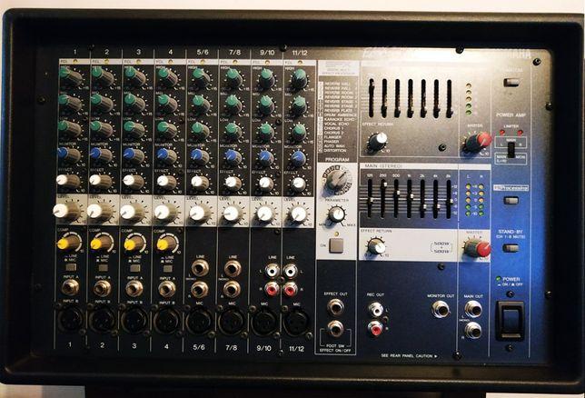 Mikser mixer Yamaha EMX 512 SC powermikser 2x500W/4Ohm powermixer