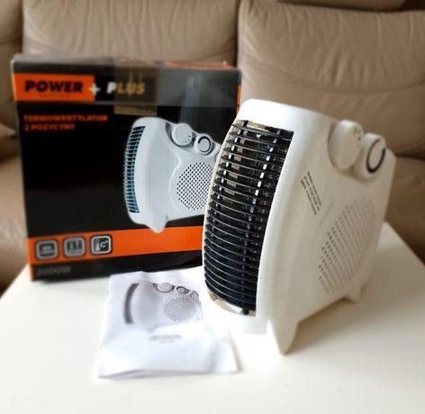 FARELKA - TERMOWENTYLATOR Heating + PLUS nawiew, grzanie, chłodzenie