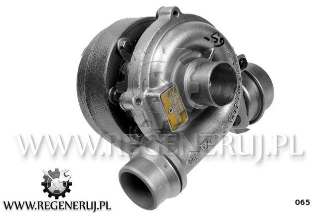 Turbosprężarka KKK Renault Megane II 1.5 dCi 101KM K9K 729 K9K 728