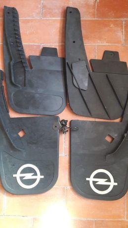 Palas das rodas Opel