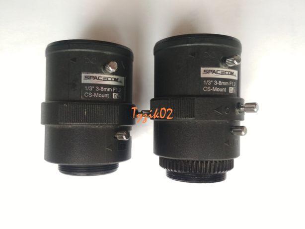 "Объектив Spacecom 1/3"" 3-8mm F1/2 CS-Mount/Объектив для камеры/Камера"