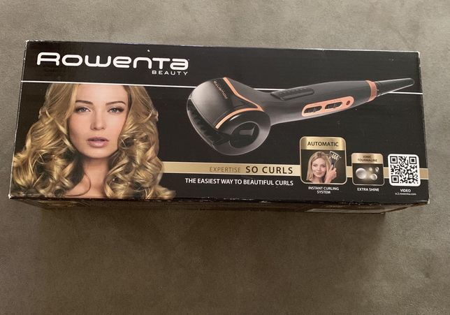 Машинка для завивки волос ROWENTA So Curls CF3710
