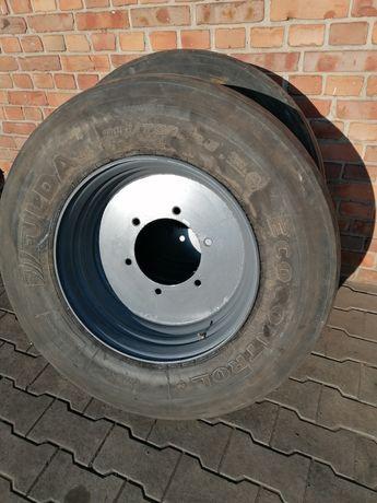 Koła koło bezdetkowe rozsiewacz wapna rcw wapniarka 315/70-22.5 385