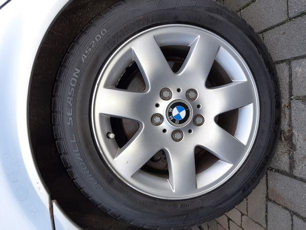Alufelgi BMW 16 cali.