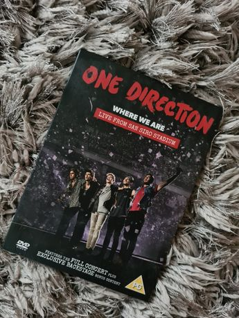Film One Direction Where we are