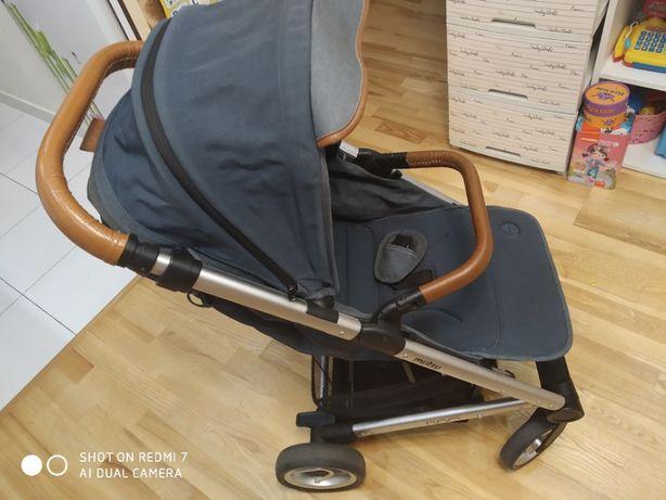 Прогулочная детская коляска трость Mutsy Nexo + зимний конверт