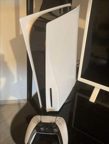 Playstation PS 5c/caixa