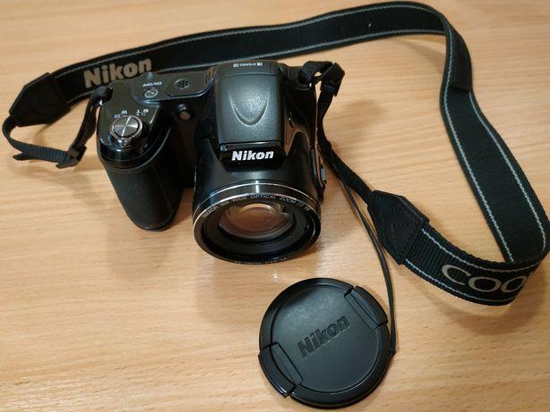 "Фотокамера Nikon COOLPIX L820 16 Mpx, 1/2.3"" CMOS, 30x Zoom-NIKKOR"