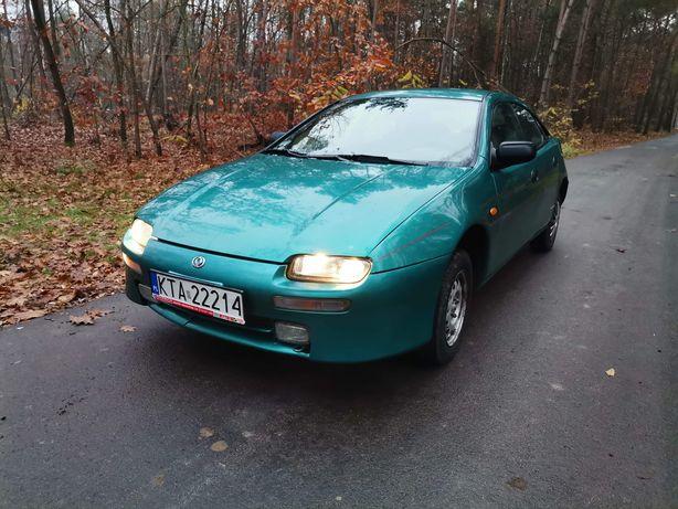 Mazda 323f 1996r