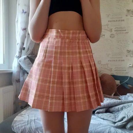 Милая школьная юбка