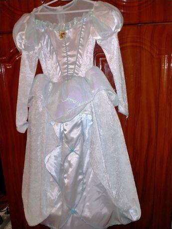 Карнавальний костюм плаття принцеси Аріель, Зими Віхоли Завірюхи