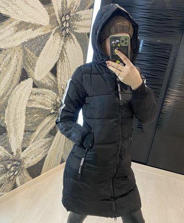 Куртка черная,куртка женская,курточка,зимняя курточка